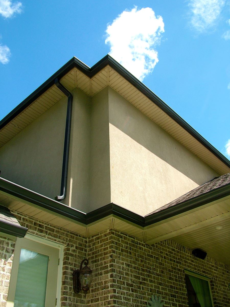 Exterior home improvement contractors new orleans metairie for New gutters
