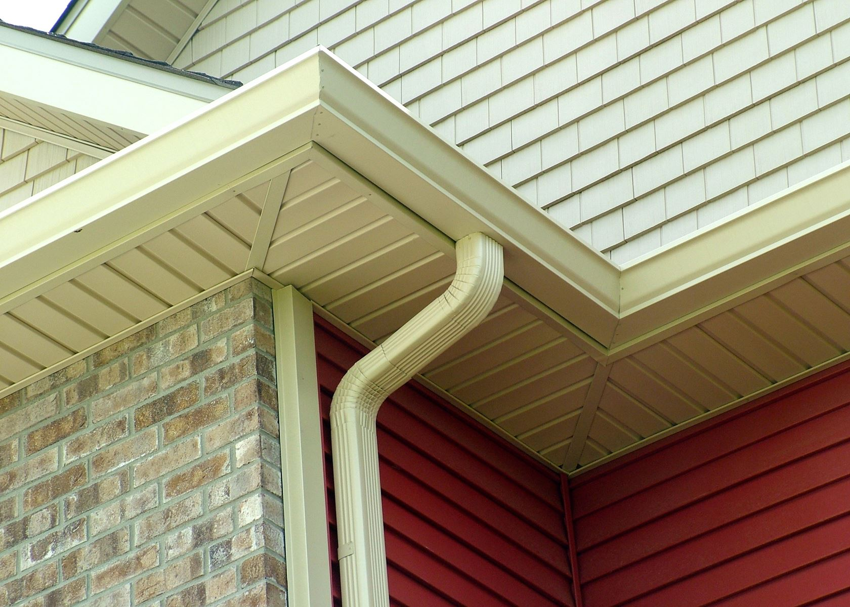 Exterior home improvement contractors in new orleans for New gutters