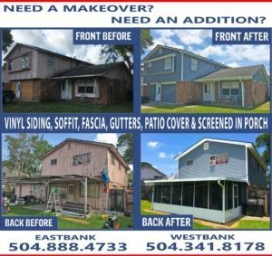 Patio Covers Metairie   Carports Metairie   Patio Cover Contractors Metairie