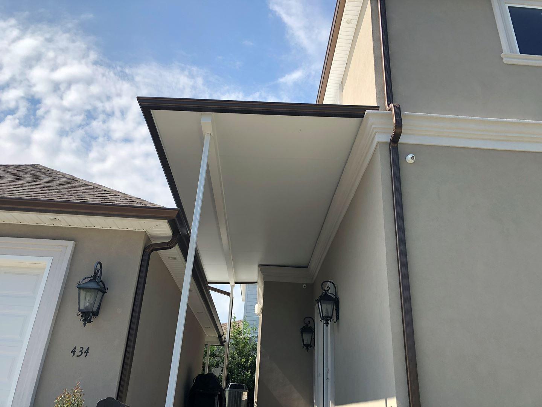 Aluminum Patio Cover Contractors In New Orleans Louisiana