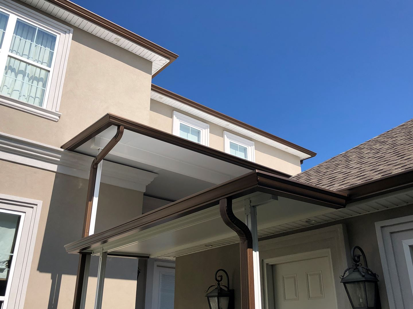 Gutter Contractors In New Orleans Louisiana Leafless