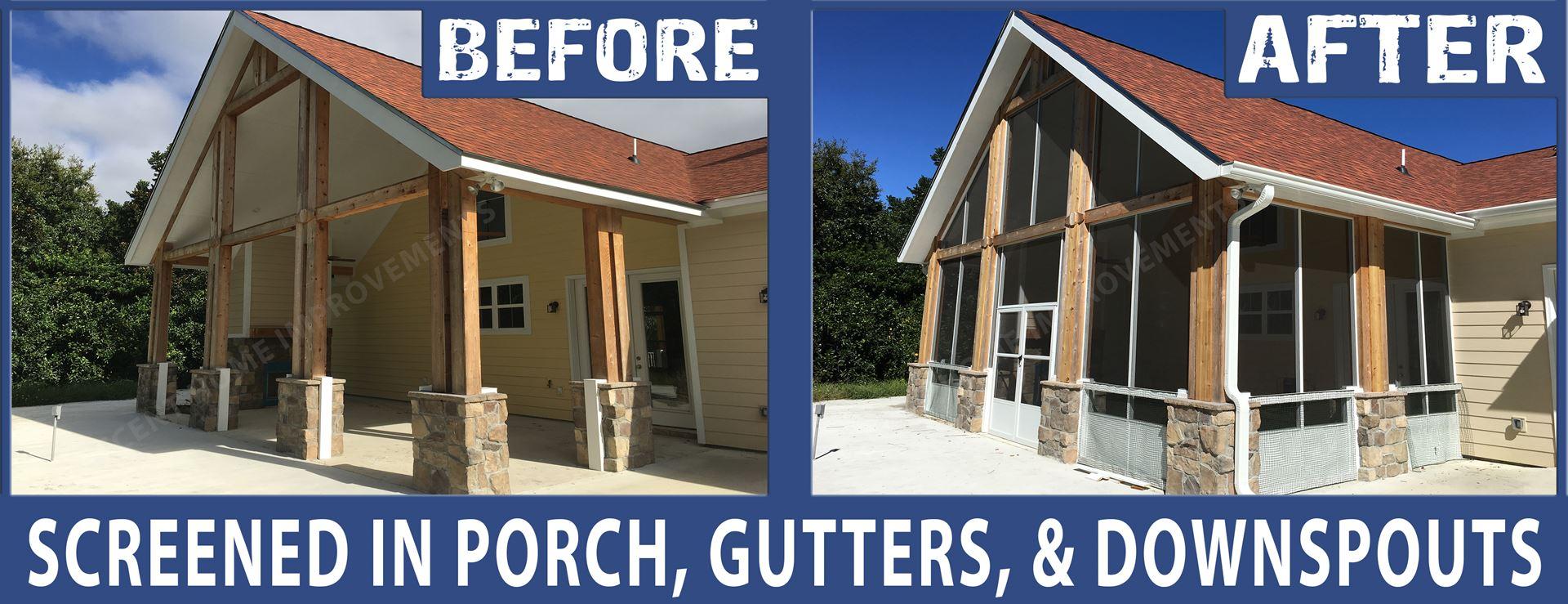 Exterior Home Improvement Contractors New Orleans Metairie