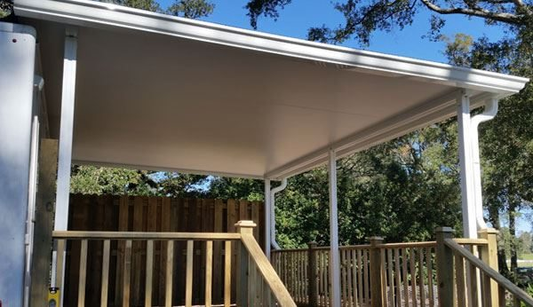 brown aluminum patio covers. New Orleans Patio Covers | Patios Cover Install Insulated Screened Brown Aluminum D