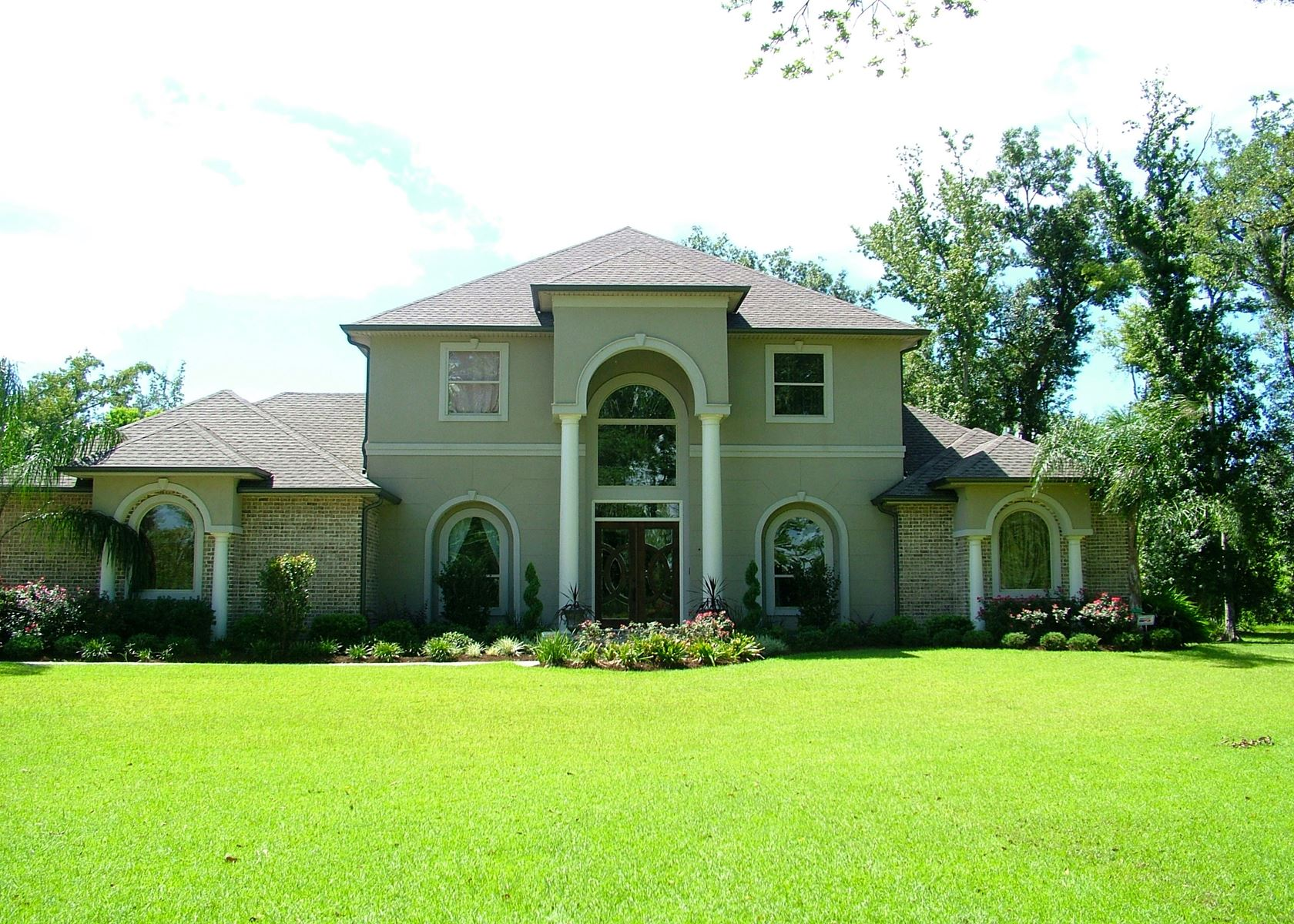 Exterior home improvement contractors new orleans metairie for Vinyl windows company