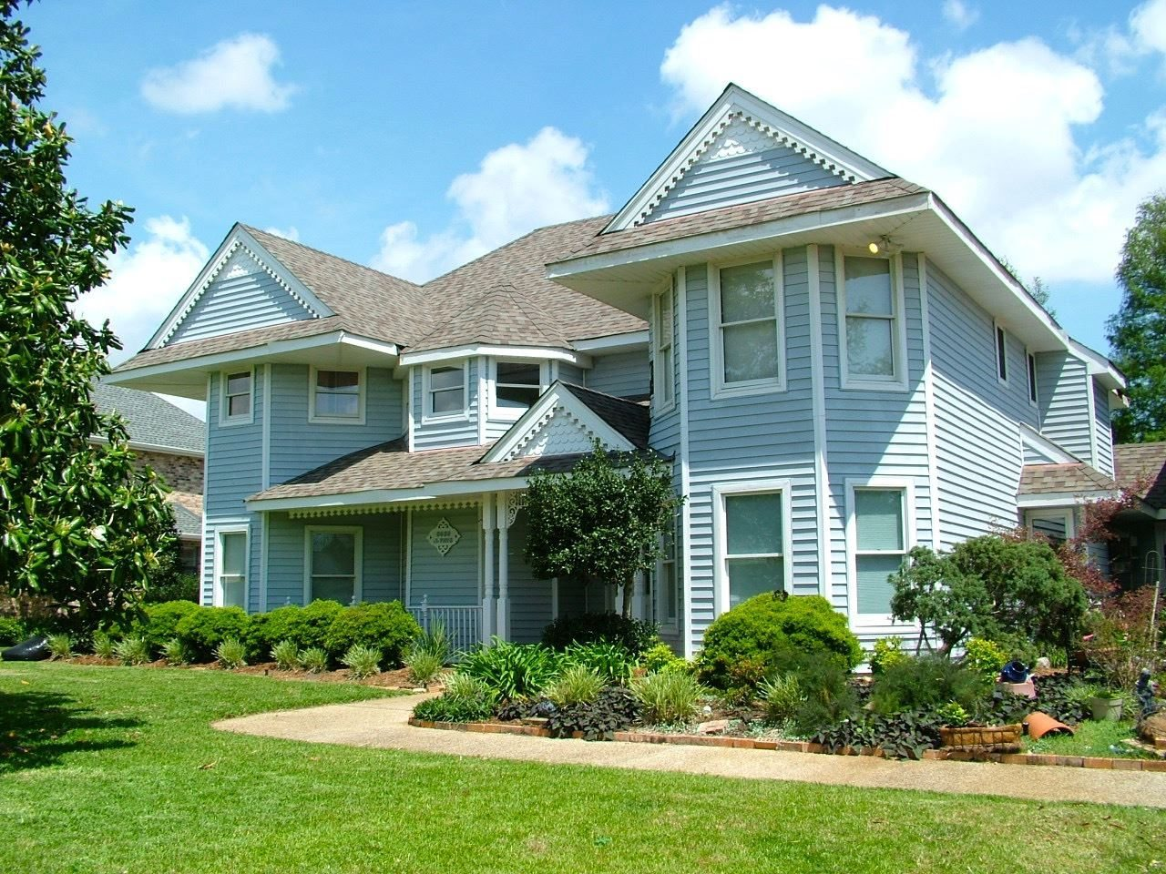 Hardie vinyl siding contractors in new orleans louisiana for Architectural trim